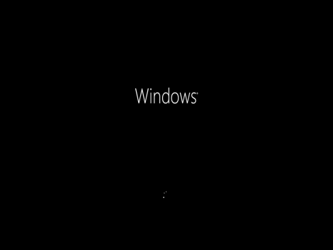 Загрузка Windows 8